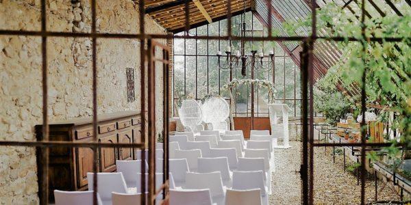 Bröllop i Orangeriet